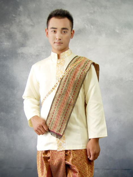 07d387690 Image result for Thai traditional shirts Mens Wedding Shirts, Formal  Dresses For Men, Thai