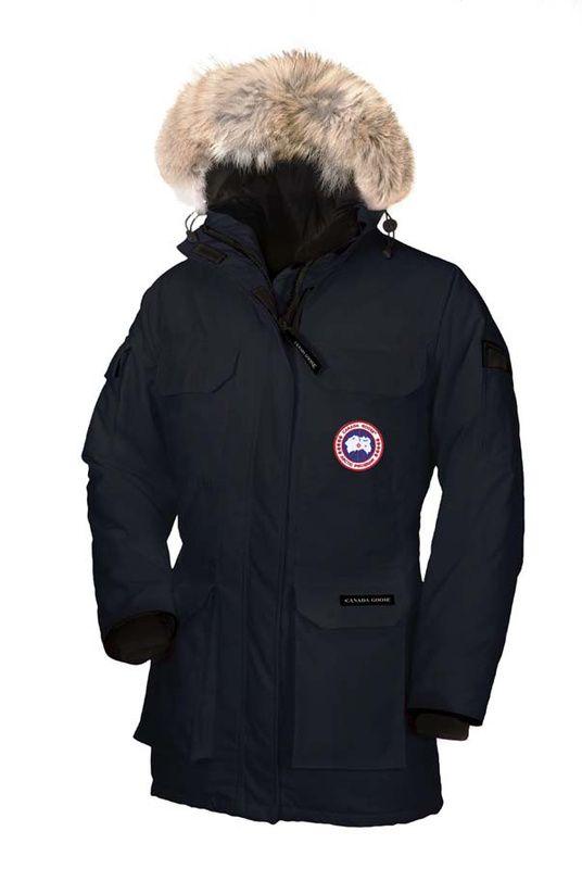 Canada Goose Expedition Parka Dame Størrelse