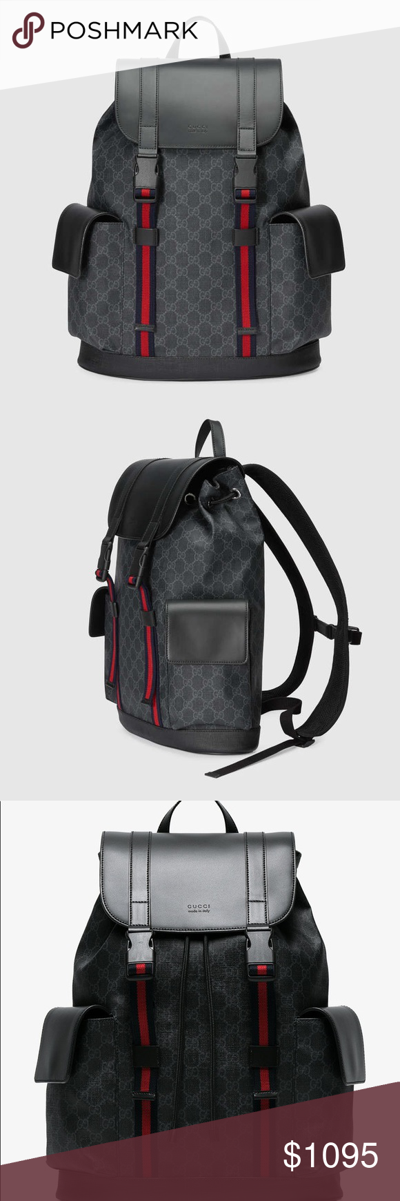 4783c650780 Gucci Soft GG Supreme Backpack Soft GG Supreme backpack 100% Authentic  Serial number   450958
