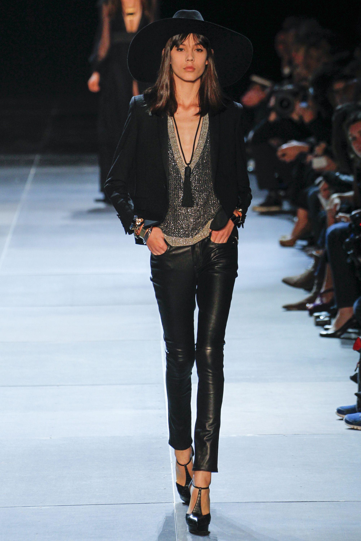 Saint Laurent Paris - Collezioni Primavera Estate 2013 - Vogue ... 3ca72c980d2