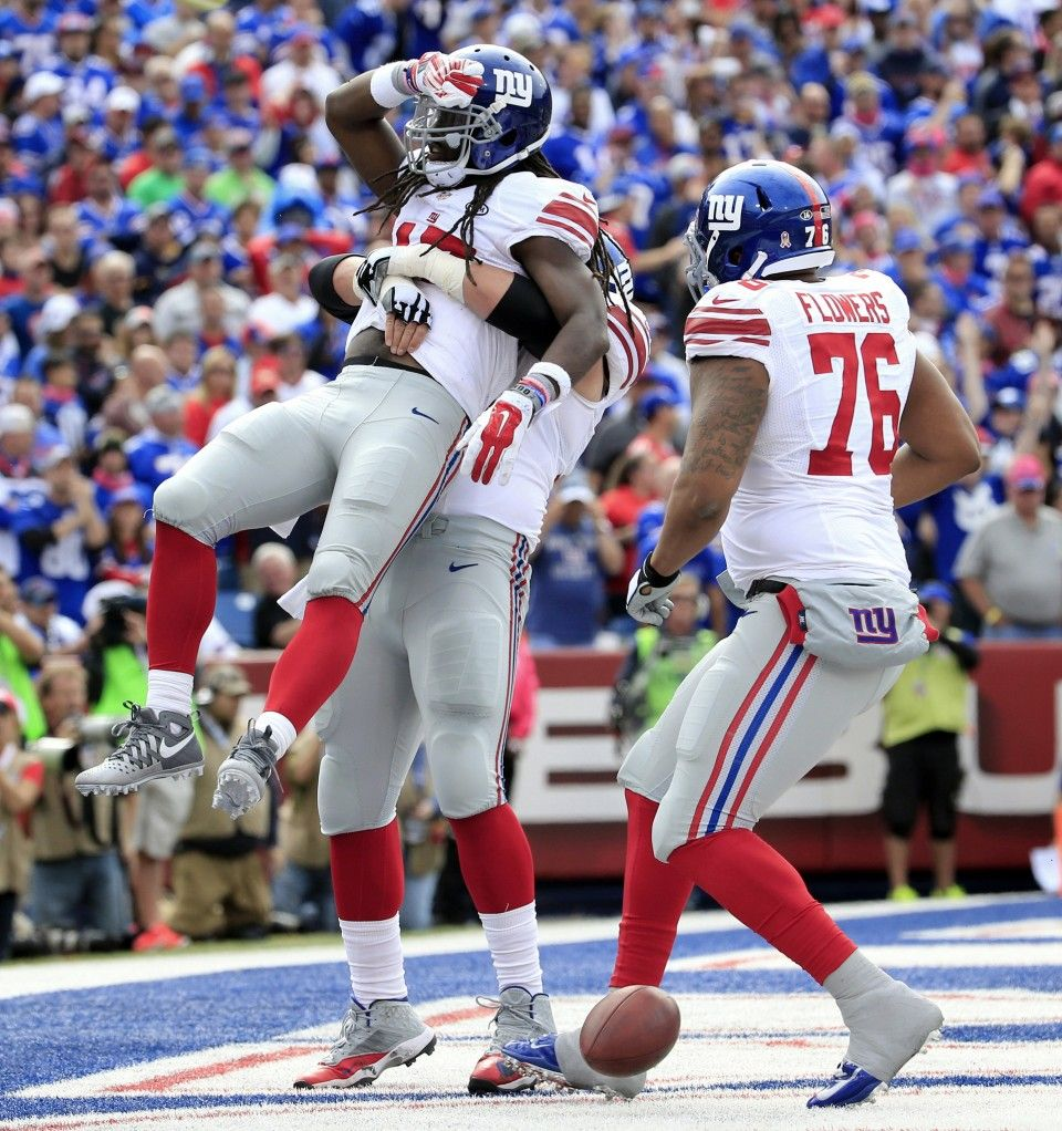 Giants vs. Bills LIVE updates, analysis and fan chat