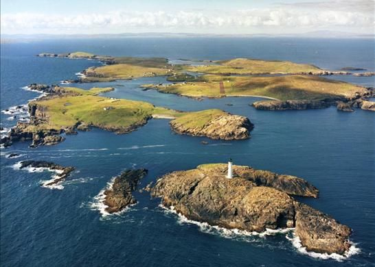 SOLD Property - Out Skerries, Shetland, ZE2   Knight Frank