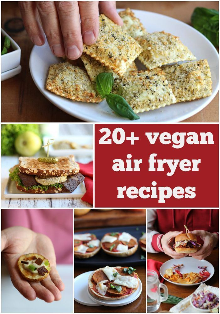 Photo of Vegan air fryer recipes: 25+ meals you're going to love
