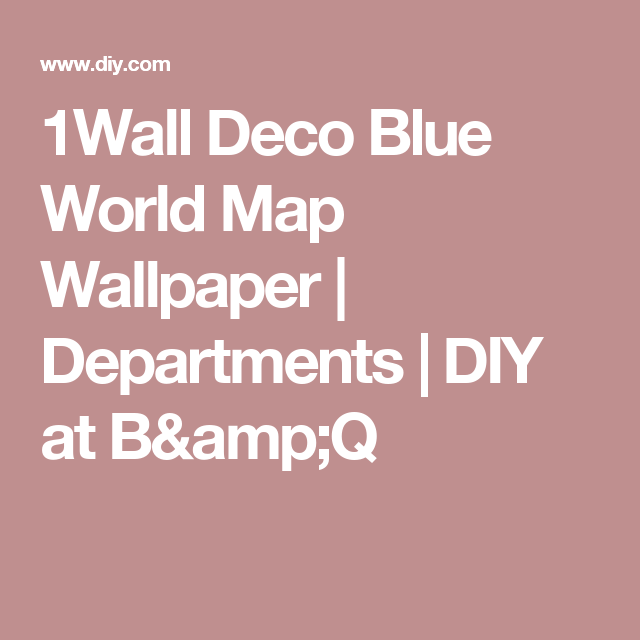 1wall deco blue world map wallpaper gumiabroncs Gallery