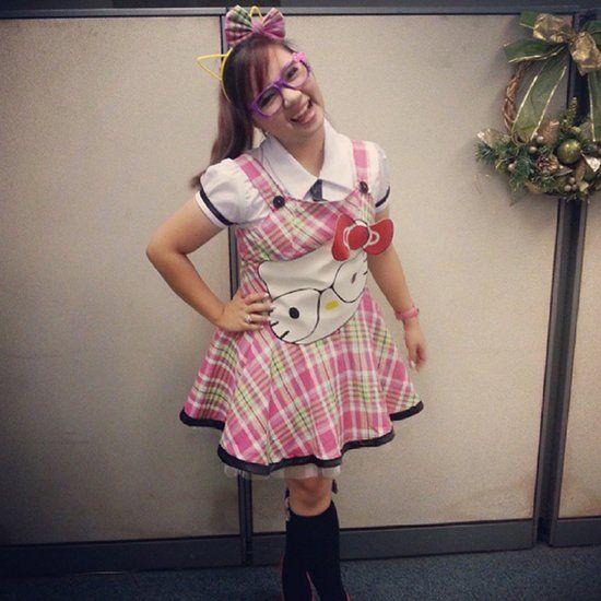 hello kitty costumes - Halloween Hello Kitty Costume
