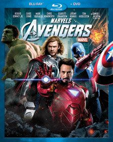 Disney Film Project: Blu-ray Trailer for Marvel's The Avengers