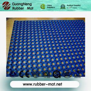 Colorful Anti Slip Boat Deck Rubber Mat