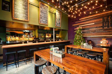 Mud Hen Tavern Restaurant Los Angeles La Ca Reviews Gayot Kitchen Inspirations Restaurant Interior Cafe Interior