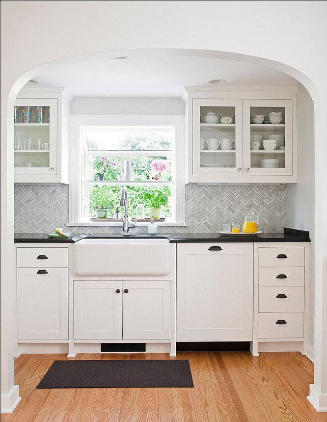 Best Benjamin Moore S Simply White Room Examples Kitchen 400 x 300