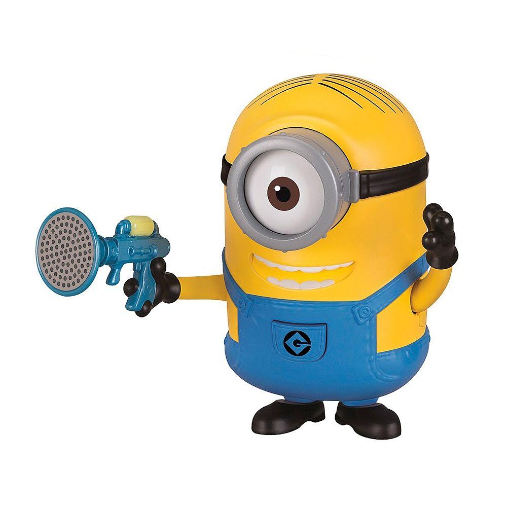 Gru Stuart Figura Minion Deluxe Figuras De Acción Personajes Del Cine Toys R Us Minions Despicable Me 3 Despicable Me
