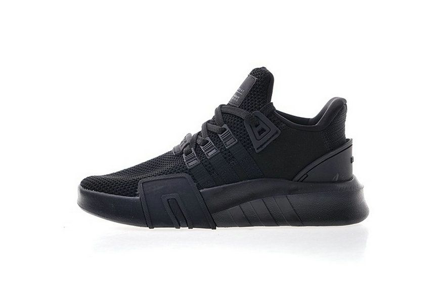 online retailer d3314 8ddaf Adidas EQT Basket Adv Da9537 Triple Black Cheap sneakers Shoe