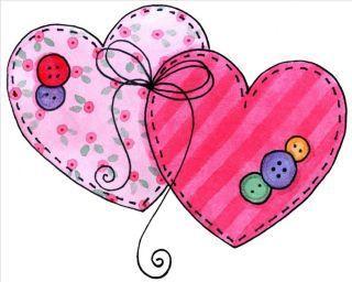 Imagenes De Corazon Para Imprimir Con Ninas Con Osos Y Flores Junto