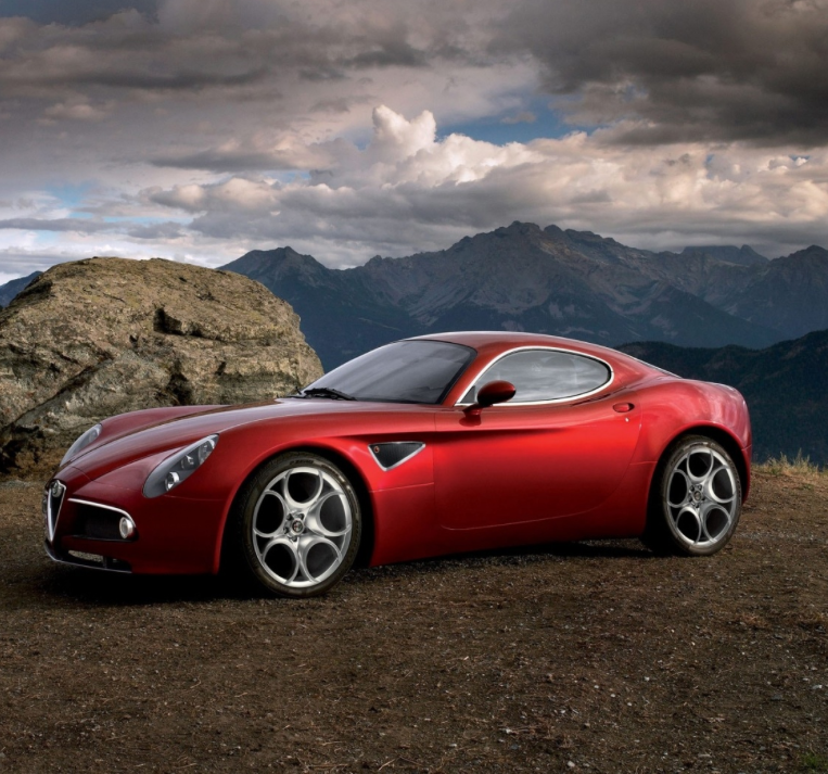 Build Your Own Alfa Romeo 4C Online And Watch It Ride