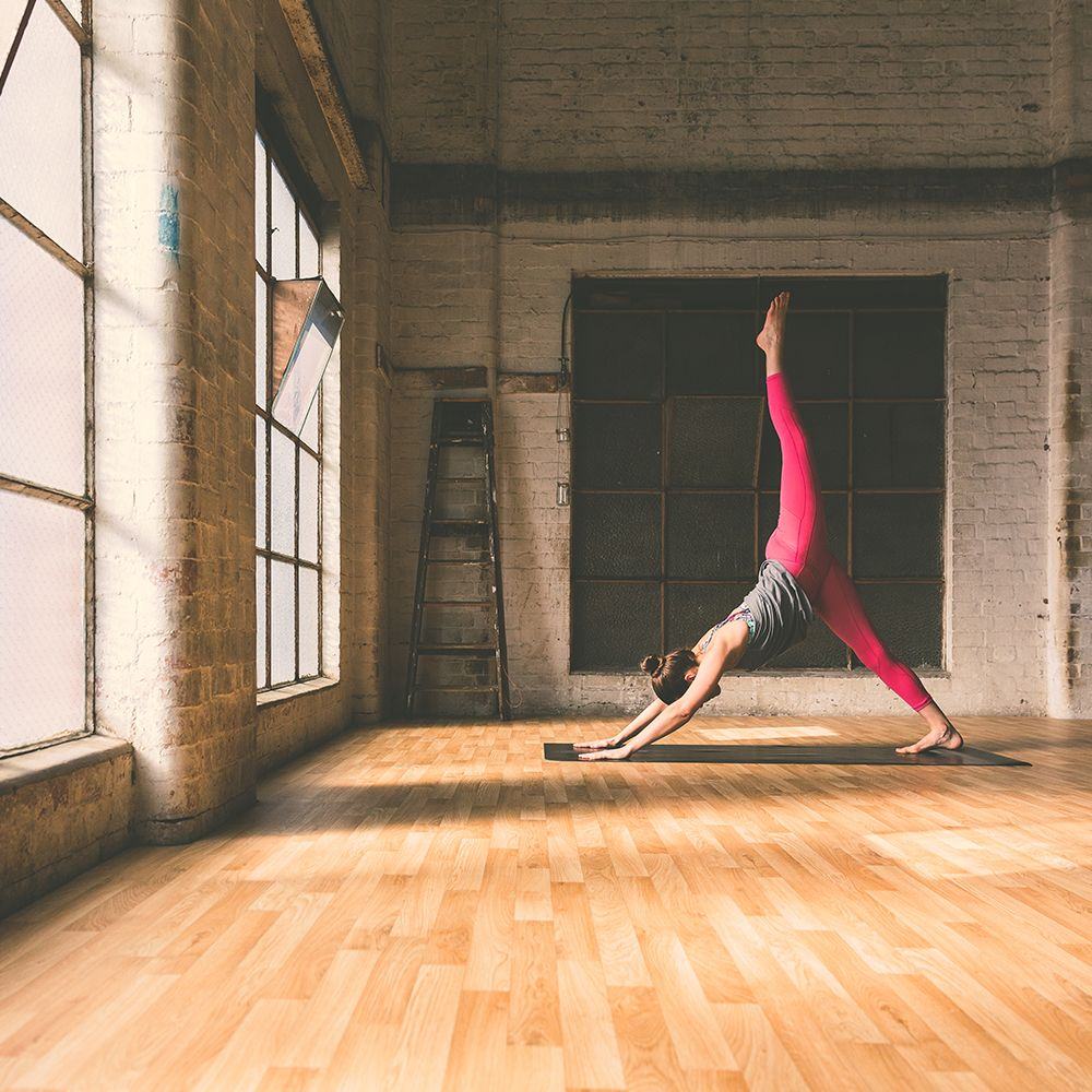 25++ Yoga poses for fearlessness trends
