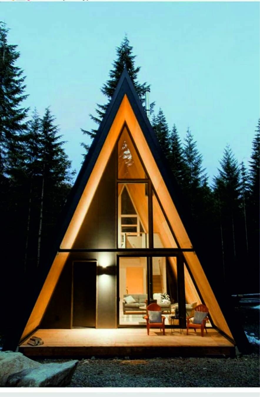 Random Inspiration 380 In 2020 Cabin Design Tiny House Design A Frame House