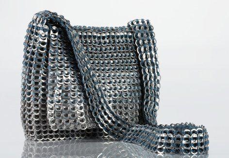 Handtas Van Bliklipjes Zelf Maken Bags Fair Trade En Ethical
