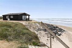 Strandhaus 1487 zum Mieten Nørlev Strand. Buchen Sie ein Ferienhaus ganz nah am Strand für 6 Personen Nørlev Strand. Ferienhaus nur 10 m vom Strand Nørlev Strand. #strandhuis