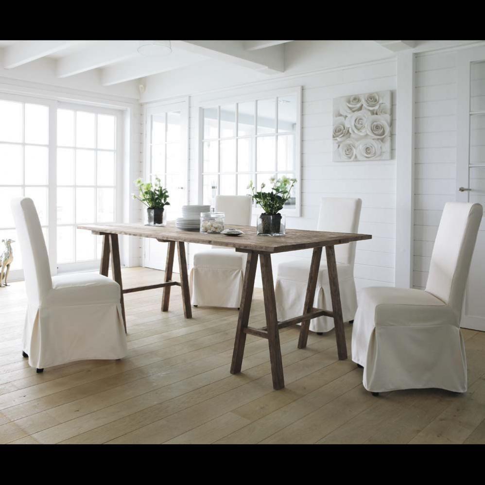 Otra vista de la mesa de maisons du monde ideas para el for Mesas de comedor maison du monde