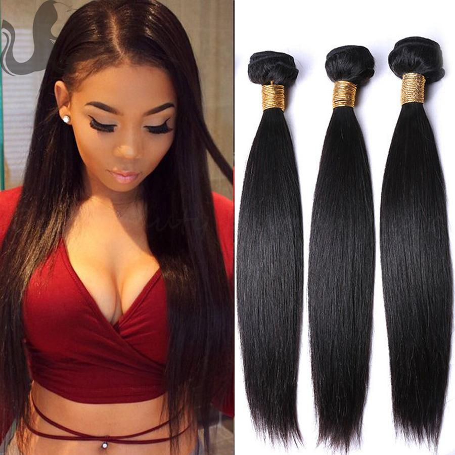 Cheapbrazilian Human Hair Weft Weave 8a Unprocessed Mixed Length