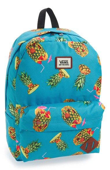 Vans  Old Skool II  Print Backpack available at  Nordstrom ... 4f16e7b4127