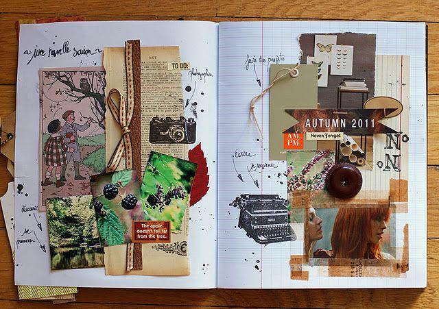 Autumn book of Liliema.....amazing !