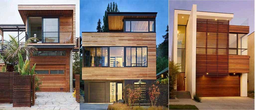 Desain Rumah Kayu Sederhana Minimalis & Desain Rumah Kayu Sederhana Minimalis | Ideas for Home | Pinterest ...