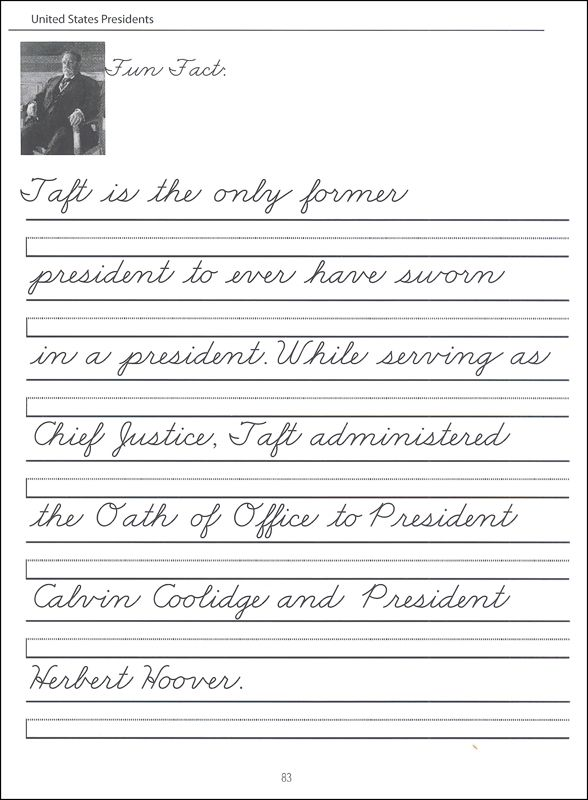 cursive handwriting worksheets for adults 45 united states presidents character writing worksheets 11329