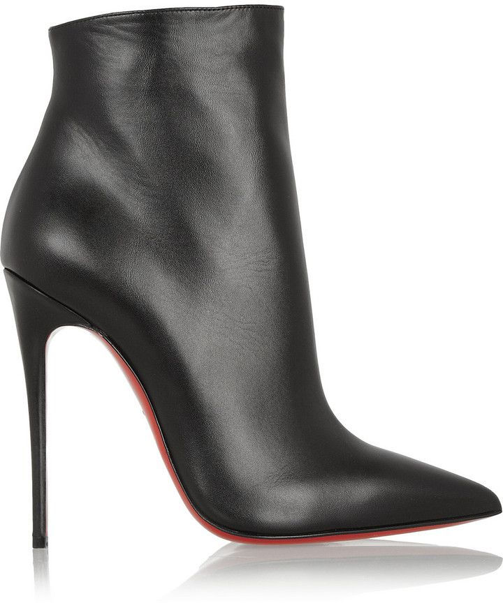 3d861548cf8b Christian Louboutin So Kate 120 leather ankle boots on shopstyle.co ...