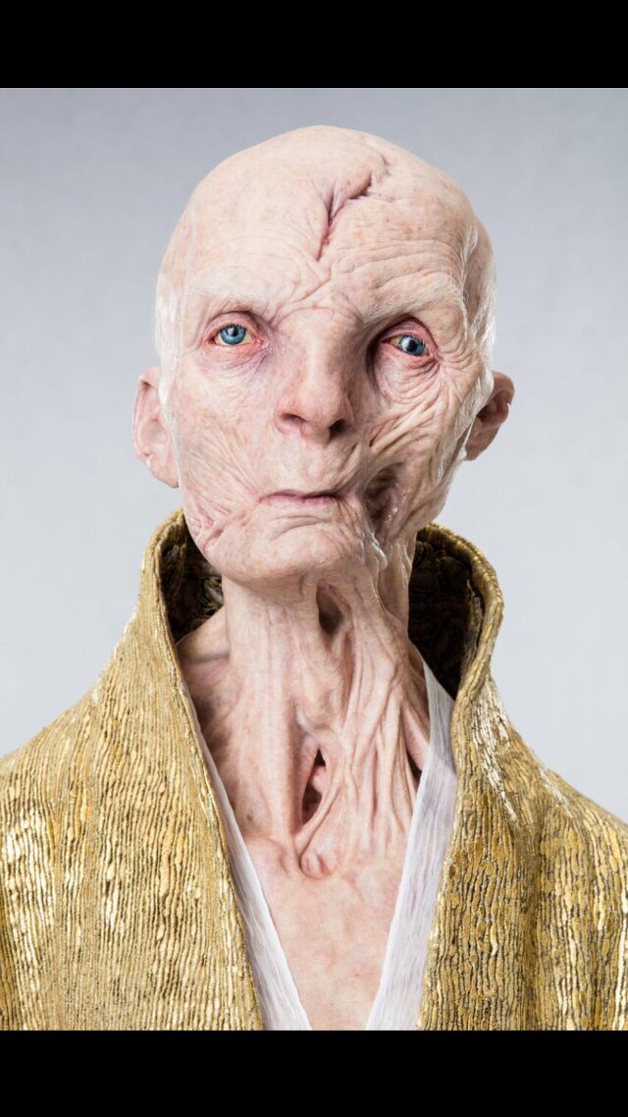 Star Wars The Last Jedi  Leaked Photo Of Supreme