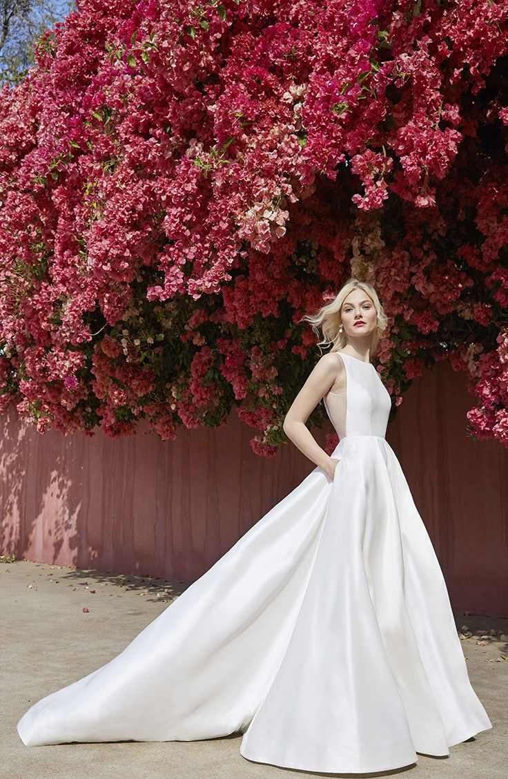 The Ashton gown, part of our \'Jenny by Jenny Yoo\' Bridal Collection ...