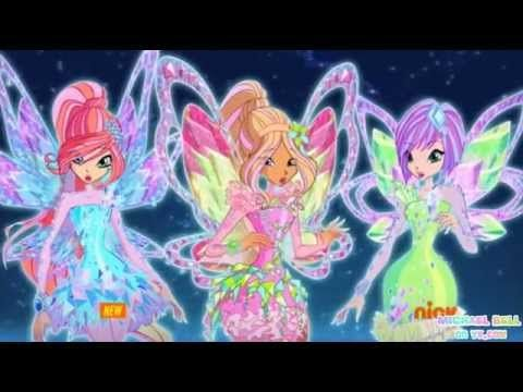 Winx Club Season 7 Episode 14 Tynix Transformation
