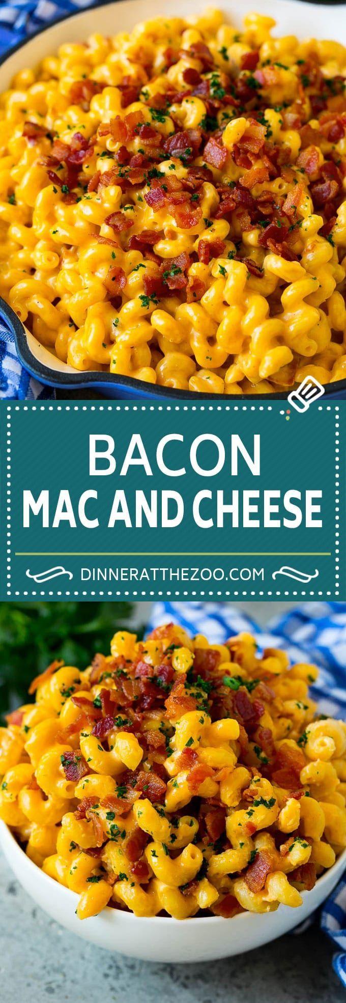 Bacon Mac and Cheese Bacon Mac and Cheese
