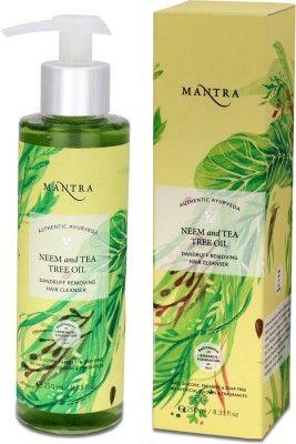 Mantra Neem & Tea Tree Oil #Dandruff Removing #Hair Cleanser For: Anti #dandruff, Damage Repair. Buy From http://fkrt.it/45wJeuuuuN
