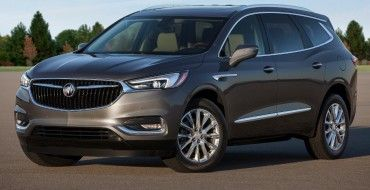 s] 2018 Buick Enclave Bows in Big Apple