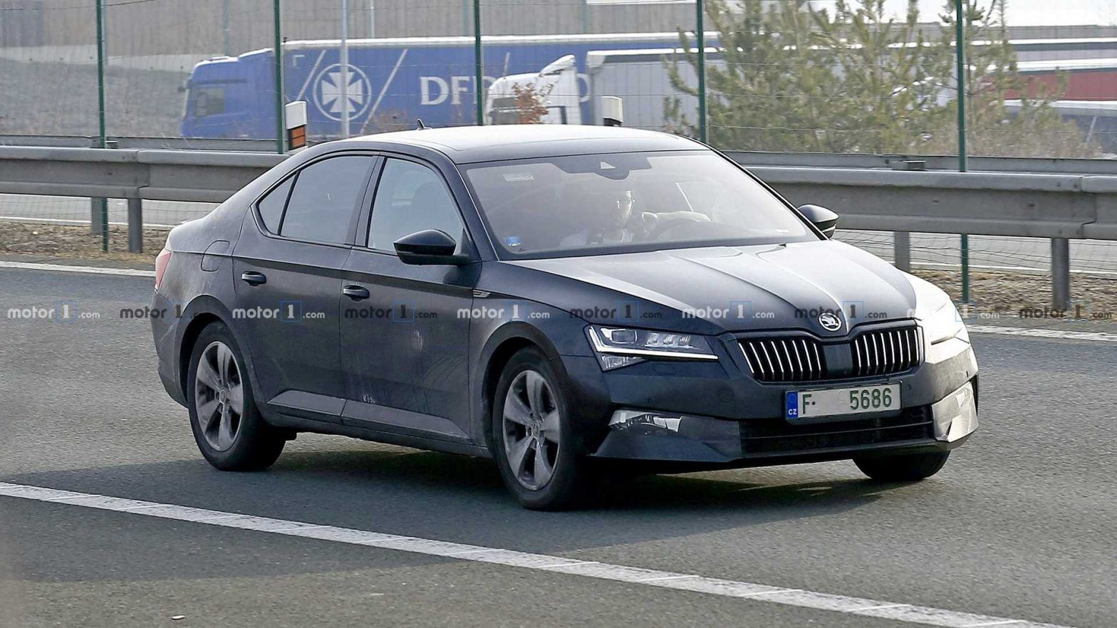 2019 The Spy Shots Skoda Superb Review Cars Cars New Lexus