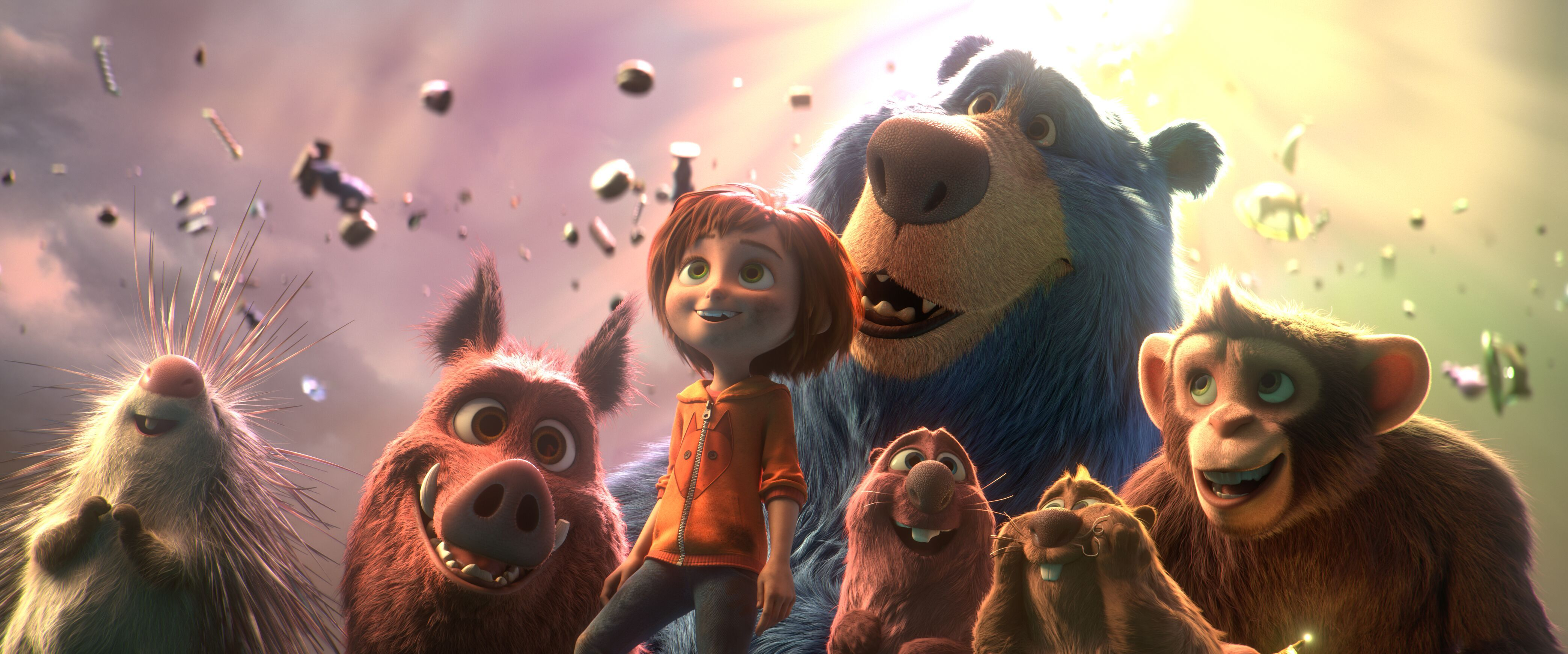 Wonder Park is a family friendly movie focused around a little girl's imagination. Right now Wonder Park is giving away merch. You could be a winner! Don't forget to check out Wonder Park in theaters now with your family. #WonderPark #ad & #rwm