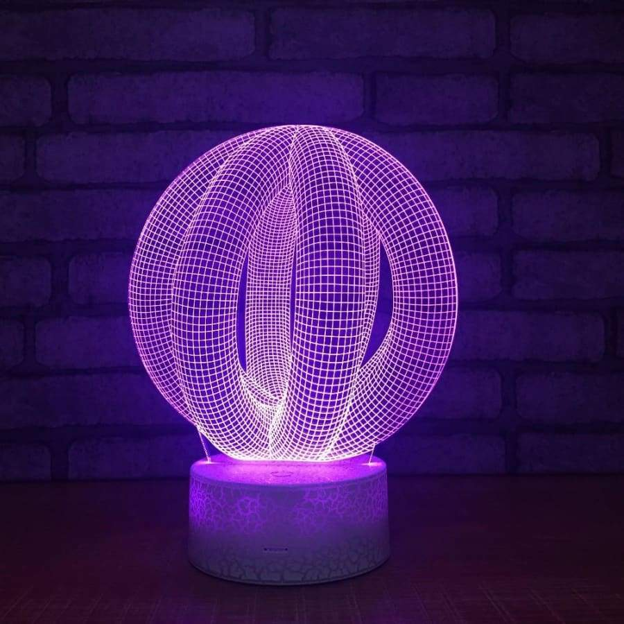Touch 3d Orb Lamp 3d Lamp Lamp 3d Night Light