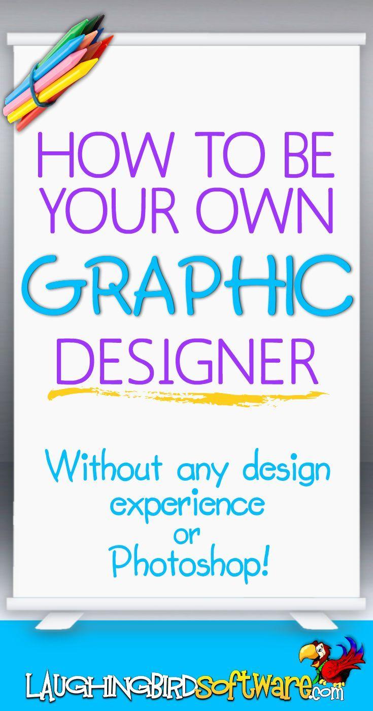 a graphic designer Graphic design tips, Graphic