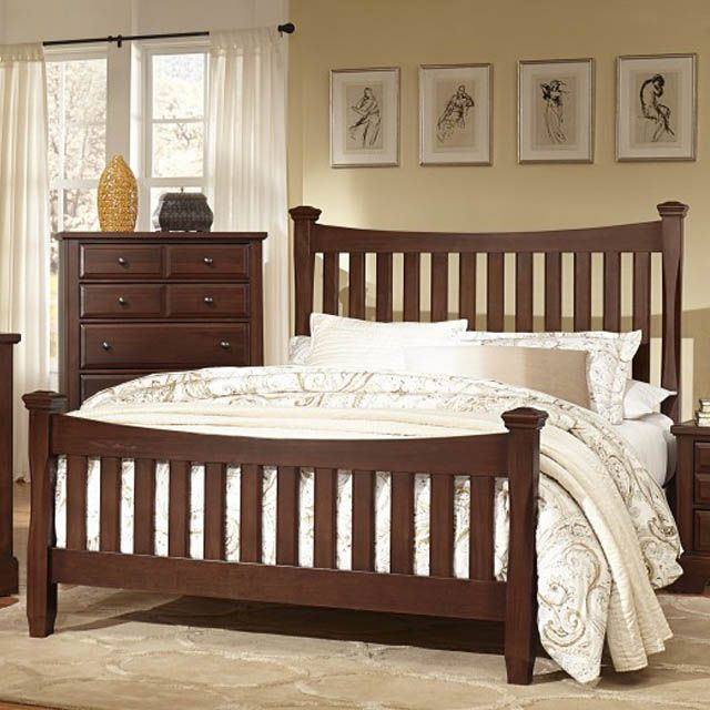 Bedford Cherry Queen Bed   Bernie And Phyls