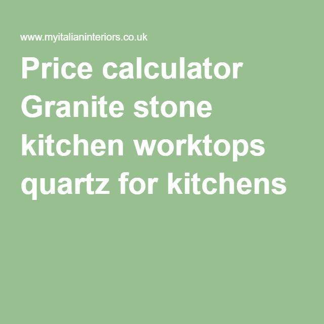 kitchen price calculator