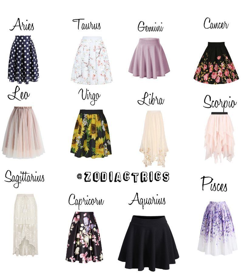fabulous zodiac sign outfits instagram 50