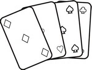 Free Printable Poker Chip Template Yahoo Image Search Results Cards Coloring Pages Playing Cards