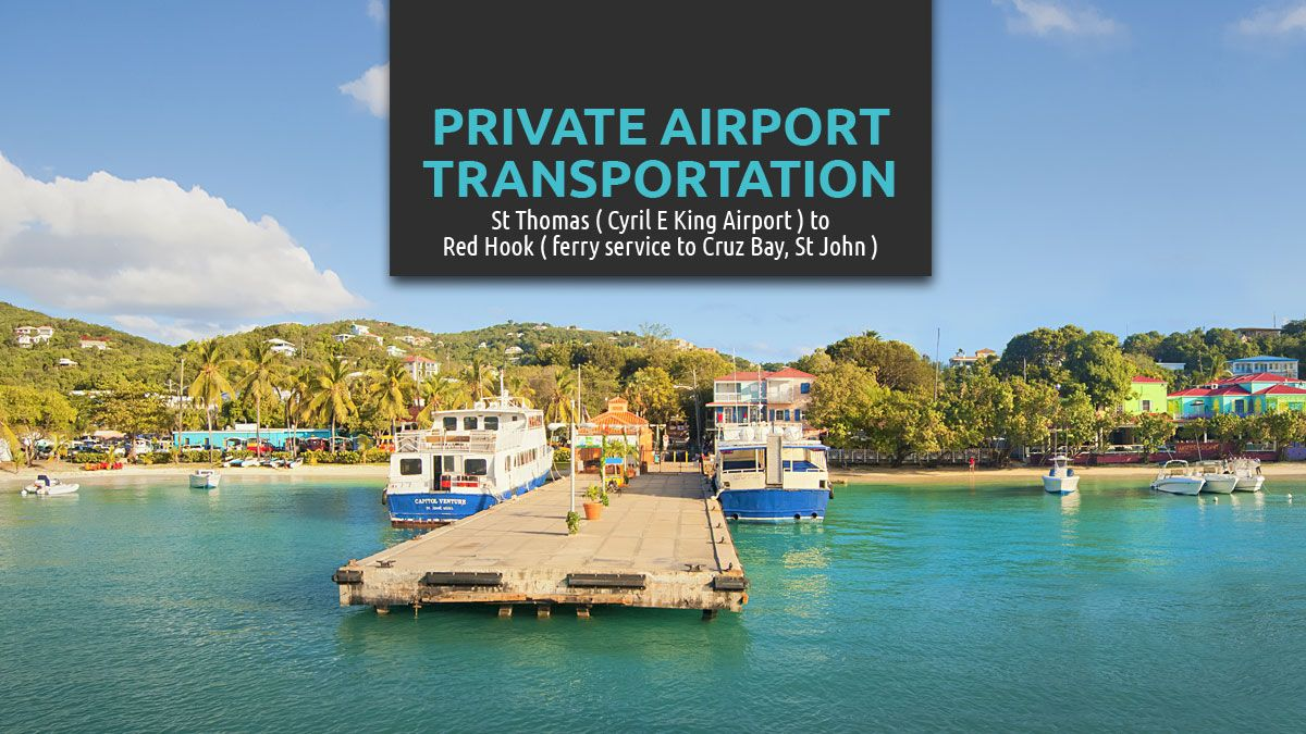 St Thomas Airport Taxi Service (With images) St thomas