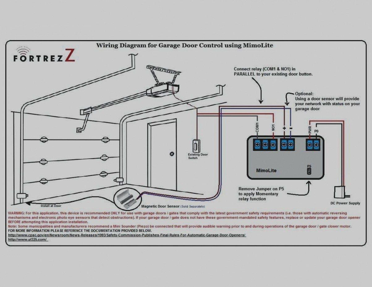 Craftsman Garage Door Wiring Diagram
