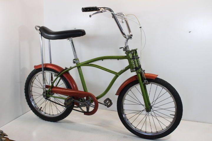 Carnielli Roma Sport Bici Cross Bike Boy Vintage 70s Saltafoss 20