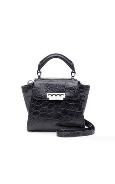 Soft Light Weight Leather With Grommet Embellishment