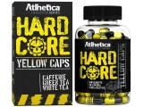 HardCore Yellow Caps Natural 120 Cápsulas - Atlhetica Evolution