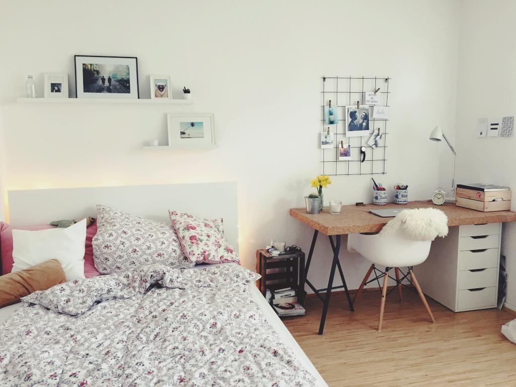 Schlafzimmer Einrichten 15 Qm Ideen Fur 1 Zimmer Wohnung Zimmer Einrichten Zimmer
