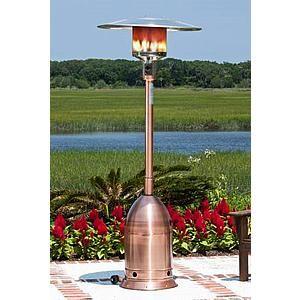 $354.36 LPG Patio Heaters - 46000 BTU Deco Commercial Copper Finish Patio Heater.See More Gas Patio Heater at http://www.zbuys.com/level.php?node=3940=gas-patio-heaters