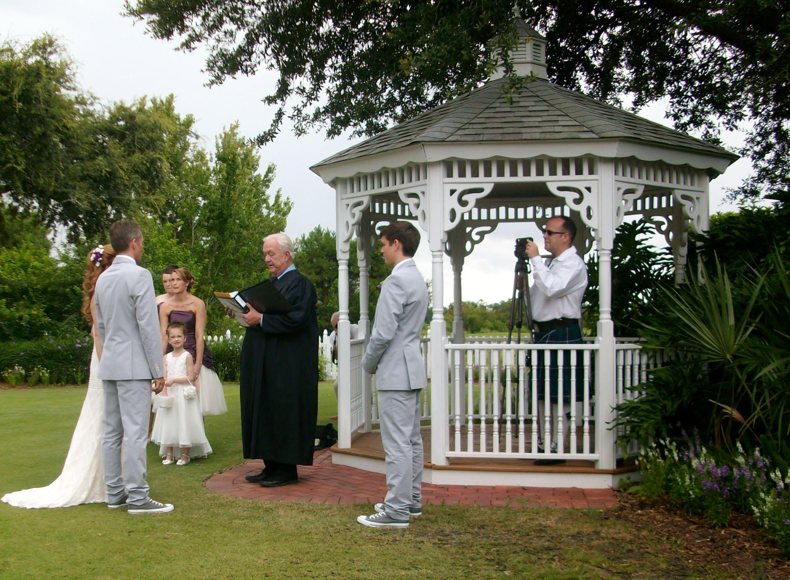 Destination Wedding At Celebration Golf Club South Of Orlando Florida This Location Has